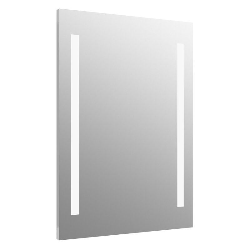 k 99571 tl na kohler verdera lighted bathroom vanity mirror wayfair