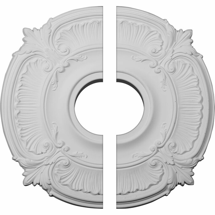 primed composite faux beams shutters millwork medallion ekena