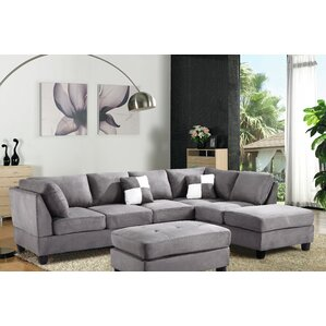 Gray Sectional Couch Youu0027ll Love | Wayfair