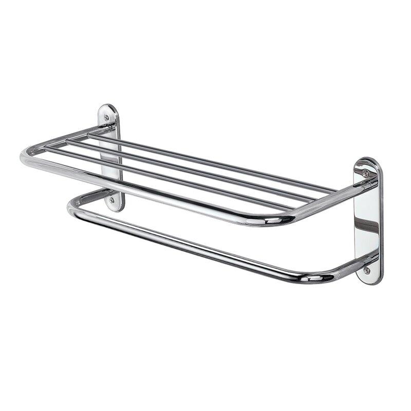 Gatco Spa Towel Racks Shelves Wall Shelf & Reviews   Wayfair