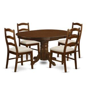 Aimee 5 Piece Dining Set