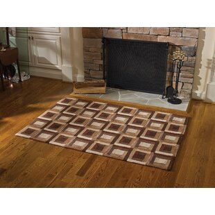 Log Cabin Rustic Rugs Wayfair