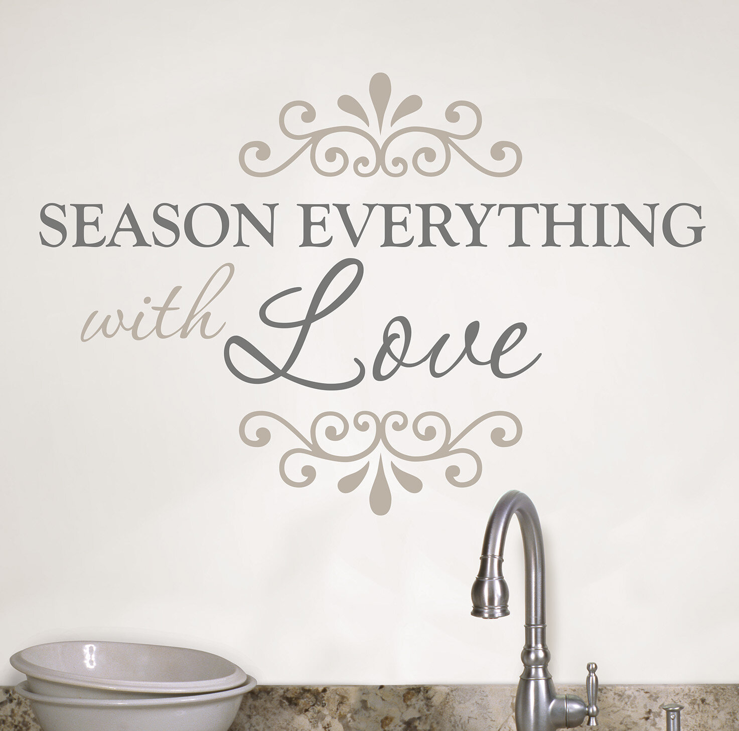 Season everything with love wall decal reviews wayfair