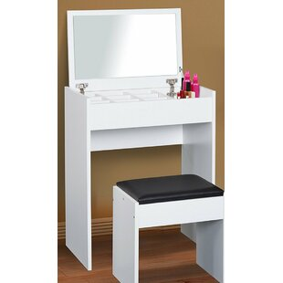 Admiral Dressing Table Set With Mirror
