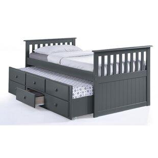Storage u0026 Trundle Kidsu0027 Beds  sc 1 st  Wayfair & Storage u0026 Trundle Kidsu0027 Beds Youu0027ll Love | Wayfair