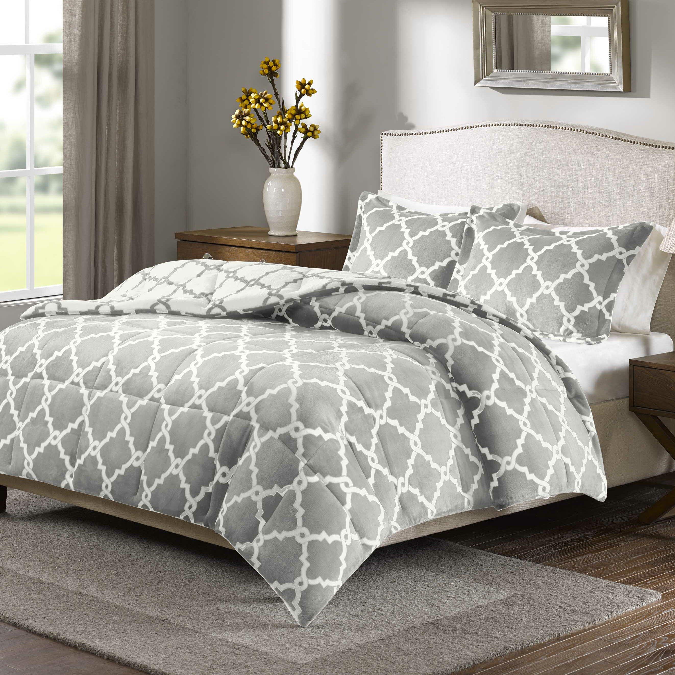 set comforter collectibles spring magnifier hallmart queen bed euro bedding w shams buy flower raw