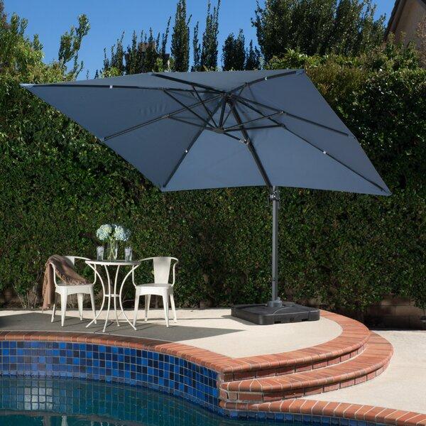 Brayden Studio 10 Square Cantilever Umbrella Amp Reviews