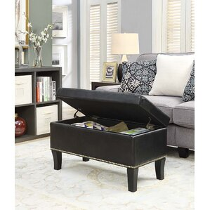 Michigan Storage Ottoman by Alcott Hill