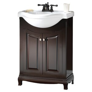 Stony Milton 26 Single Euro Bathroom Vanity Set