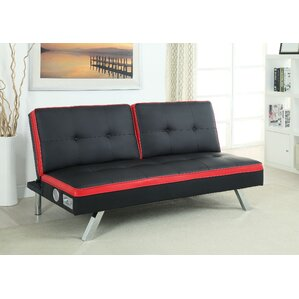 Hierius Split-Back Convertible Sofa by Latitude Run