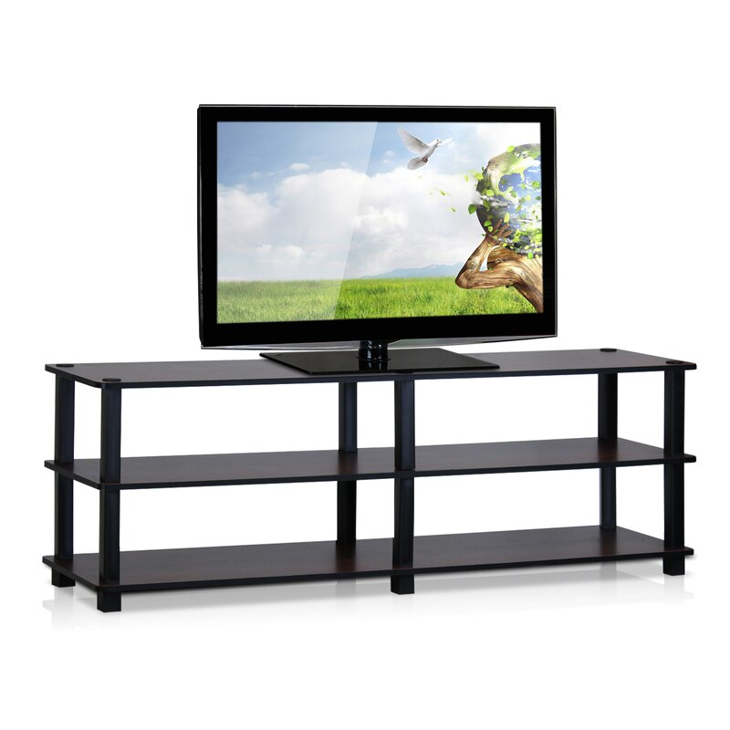 Furinno Furinno Turn S Tube Tv Stand For Tvs Up To 42 Wayfair