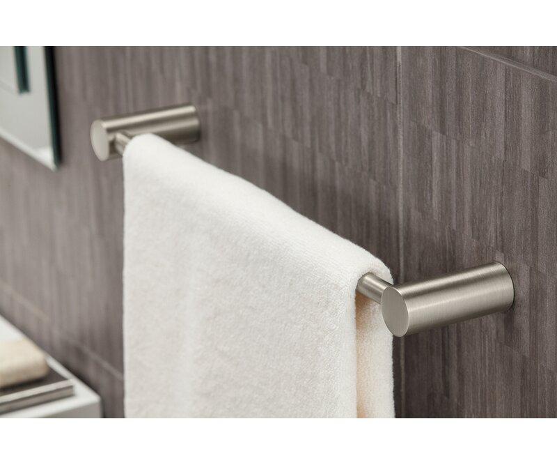 Align 18 Wall Mounted Towel Bar