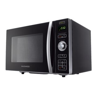 Countertop Microwave With Air Fryer Capability