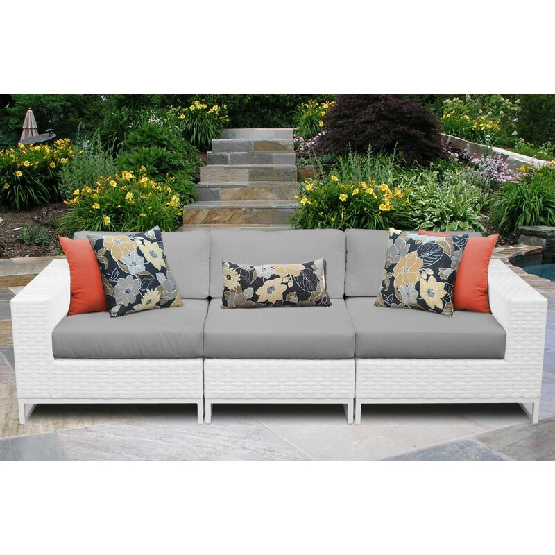 Admirable Miami Patio Sofa With Cushions Download Free Architecture Designs Scobabritishbridgeorg