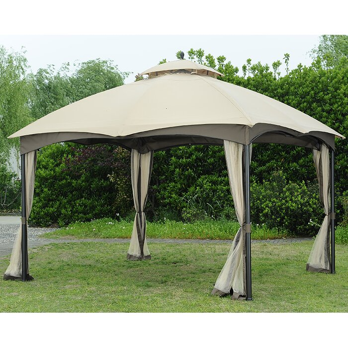 Replacement Canopy For Bellagio Gazebo