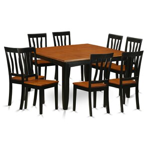 Parfait 9 Piece Dining Set by Wooden I..