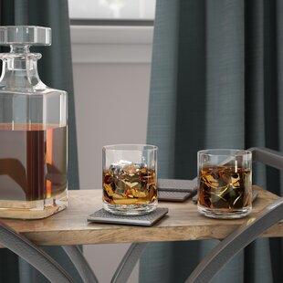 ade8ba927a6 Crystal Whiskey Glasses You'll Love in 2019 | Wayfair