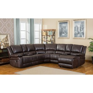 Juno Reclining Sectional by Ro..