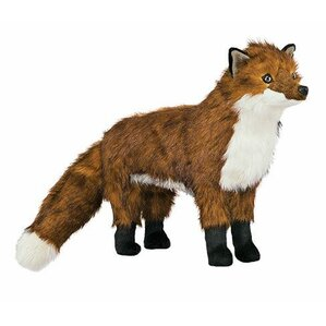 Red Fox Trek Ottoman by Qu..