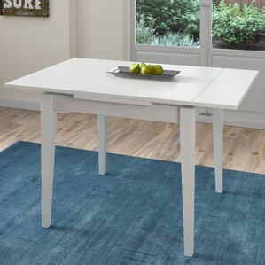 Liggett Extendable Dining Table by Three Posts