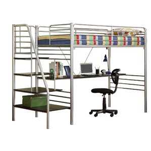 Donco Kids Twin Loft Bed by Donco Kids