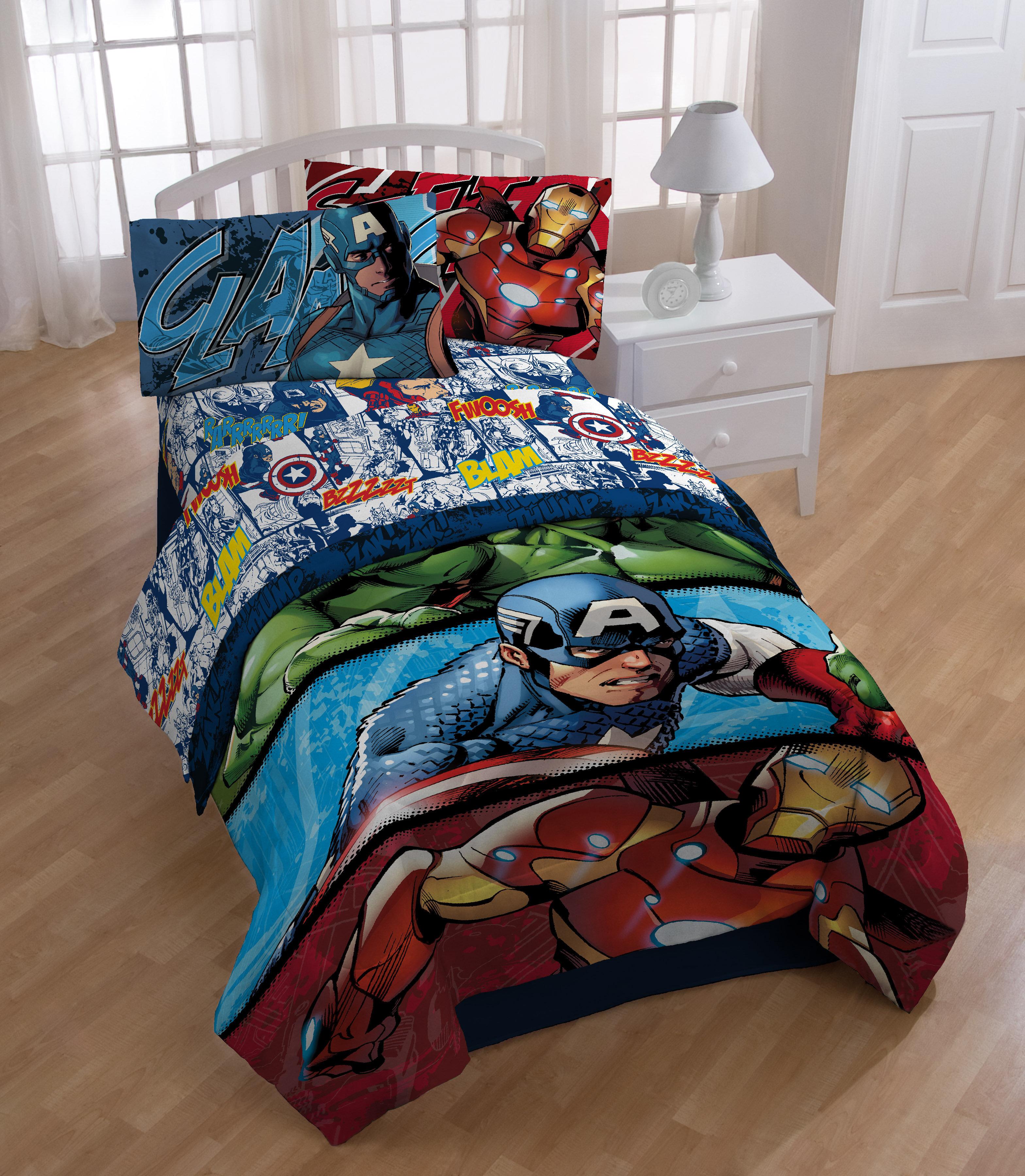 comforter tesco official accessories americapadvisers comics asda secrets baby happy bedding single range duvets bedroom at marvel avengers for george