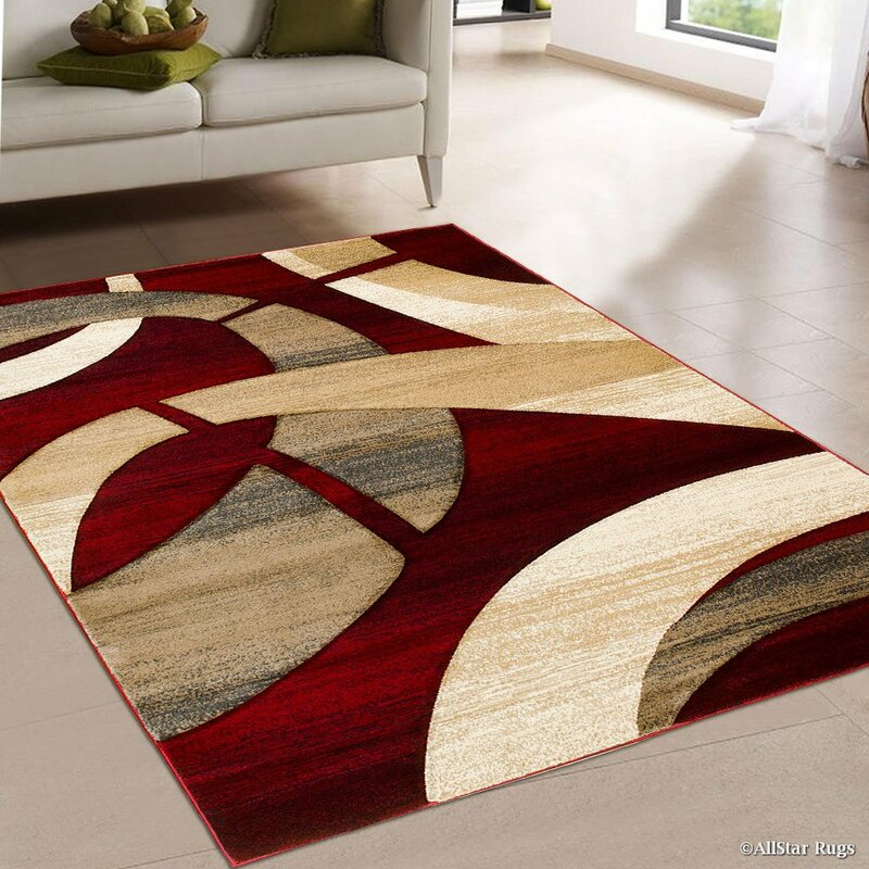 Red And Brown Area Rugs Shapeyourminds Com