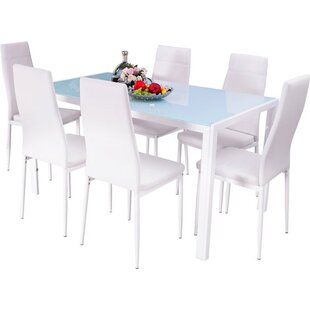 Contemporary Kitchen Tables And Chairs Modern dining room sets youll love wayfair save to idea board workwithnaturefo