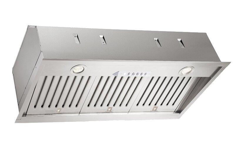 Xo Ventilation 34 Quot 600 Cfm Ductless Insert Range Hood