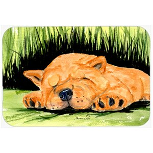 Buy Chow Chow Kitchen/Bath Mat!