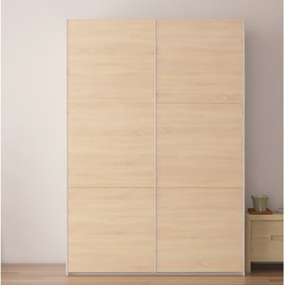 Superbe Zastrow Wardrobe Armoire With Sliding Doors