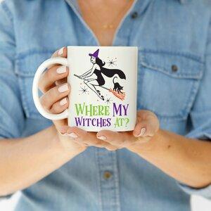 Where My Witches At Mug