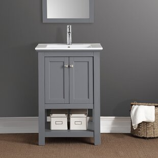 "Quickview. Fresca. Manchester 24"" Single Bathroom Vanity"