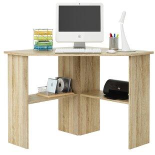 Burg 84cm W Computer Desk by Home Etc