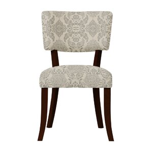 Petra Bentley Fabric Side Chair (Set of 2) by Darby Home Co
