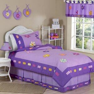 Danielle's Daisies 3 Piece Comforter Set