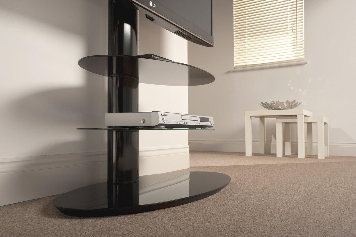 techlink tv regal strata f r tvs bis zu 55 bewertungen. Black Bedroom Furniture Sets. Home Design Ideas