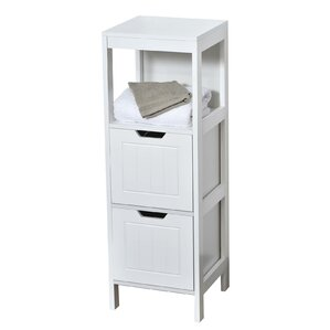 Cap Ferret Bathroom Storage Floor Cabinet