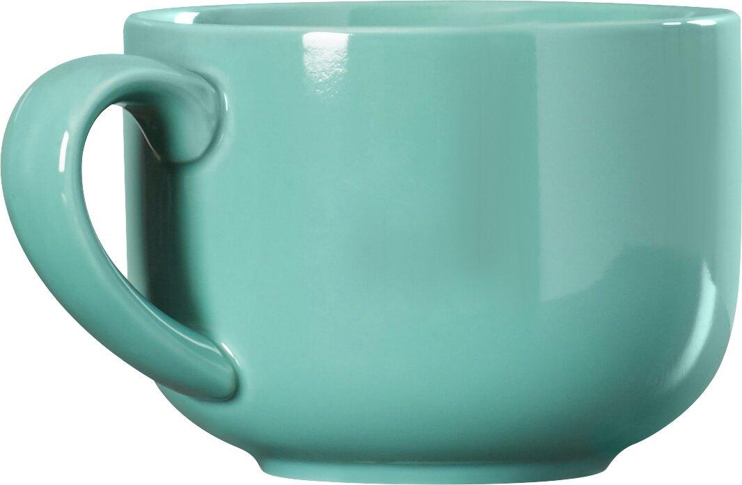Plainfield Jumbo 24 Oz. Coffee Mug & Reviews | AllModern
