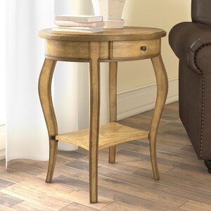 Heisler Oval Accent Table