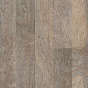 5 Engineered Walnut Hardwood Flooring In Shell White