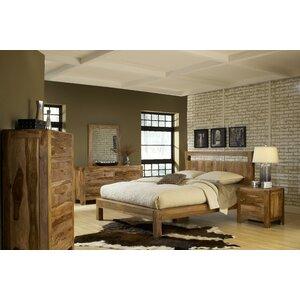 Granberry Platform Configurable Bedroom Set