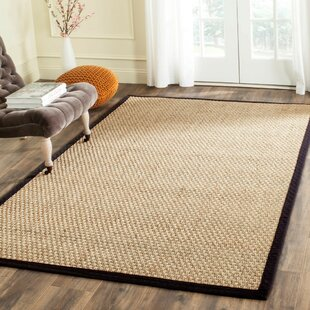 Richmond Natural Black Area Rug