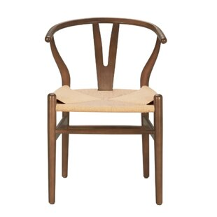 Spotts Solid Wood Dining Chair