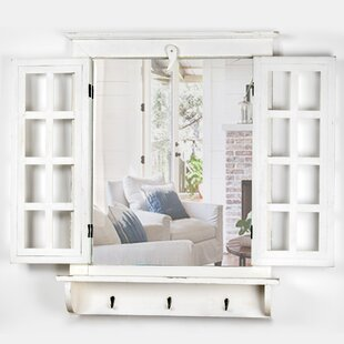 Pentillie Window Accent Mirror : window mirror - Pezcame.Com