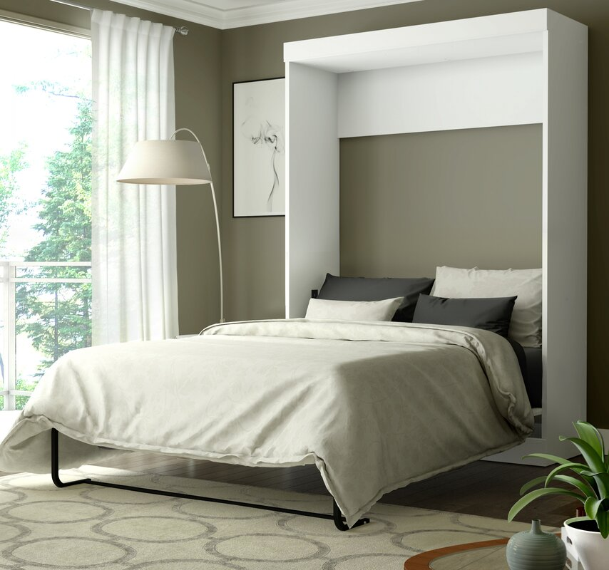 latitude run beecroft murphy bed reviews. Black Bedroom Furniture Sets. Home Design Ideas