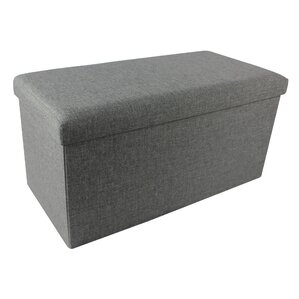 Thurston Collapsible Storage Ottoman by Red Barrel Studio