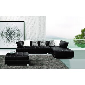 Klyne Sectional Collection by Hokku Designs