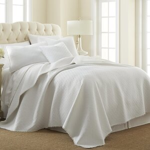 Brautigan Cotton Reversible Quilt Set