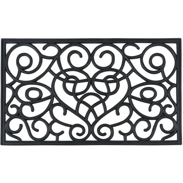 Fleur De Lis Living Horton Wrought Iron Doormat U0026 Reviews | Wayfair